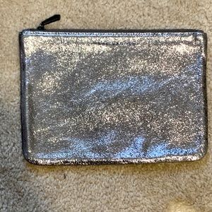 Marc Jacobs for Target Silver Metallic Clutch